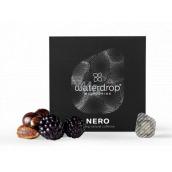 Waterdrop NERO - a zostaň nabitý, Černica, kolesový orech, guarana microdrink energické nakopnutie 12 kapslí