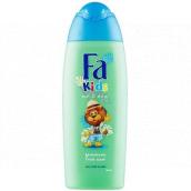 Fa Kids Safari Boys 2v1 sprchový gél a pena do kúpeľa 250 ml