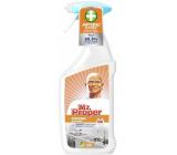 Mr. Proper Kuchyňa antibakteriálne tekutý čistič na odstraňovanie mastnoty a nečistôt 750 ml rozprašovač