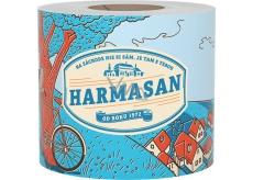 Harmasan toaletný papier 400 útržkov 1 vrstvový 1 kus