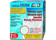 Ceys Natur System odstraňovač vlhkosti náhradní tablety 2 sáčky