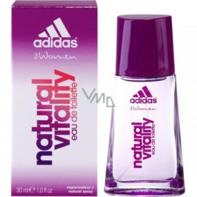 Adidas Natural Vitality toaletná voda pre ženy 30 ml