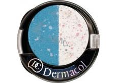 Dermacol Duo Mineral Moon Effect Eye Shadow oční stíny 01 3 g