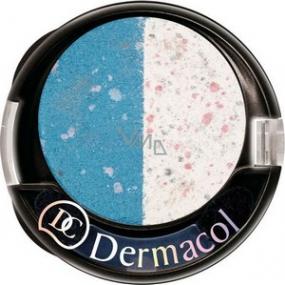 Dermacol Duo Mineral Moon Effect Eye Shadow očné tiene 01 3 g