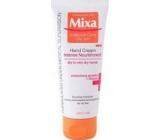 Mixa Hand Cream Intense Nourishment Intenzivní vyživující krém na ruce 100 ml