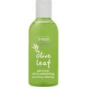 Ziaja Olivové listy gelový peeling 200 ml