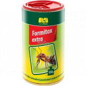 Múdry Formitox Extra insekticíd k likvidácii mravcov, švábov, švehiel a múch, 120 g