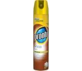 Pronto Wood 5v1 Springtime proti prachu sprej na nábytok 250 ml