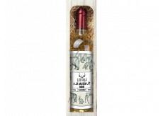 Bohemia Gifts Chardonnay Poľovnícke víno biele darčekové víno 750 ml