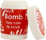 Bomb Cosmetics Cola - Fizzy Cola peeling na pery 4,5 g