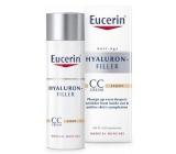 Eucerin Hyaluron-Filler SPF15 CC krém denný proti vráskam 01 Light 50 ml