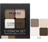 Revers Eyebrow Set Professional Stylist set na obočí 04 18 g