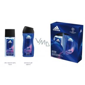Adidas kaz.UEFA V pre mužov DNS75ml + SG250ml 0540