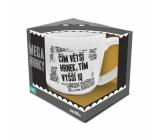 Albi Megahrnek Čím väčší hrnček, tým vyššie IQ 650 ml
