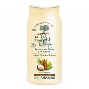 Le Petit Olivier Vyživujúci šampón pre suché a poškodené vlasy 250 ml