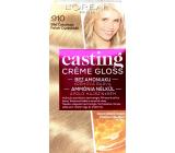 Loreal Paris Casting Creme Gloss krémová farba na vlasy 910 Biela čokoláda