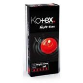 Kotex Maxi Night-time intimní vložky na noc 10 ks