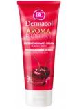 Dermacol Aroma Ritual Čierna čerešňa Povzbudzujúce krém na ruky 100 ml