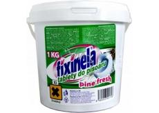 Fixinela Borovice Wc tablety, deodorant do pisoárů 40 kusů, 1 kg
