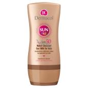 Dermacol Sun Water Resistant Sun SPF 50 vodeodolné mlieko na opaľovanie pre deti 200 ml