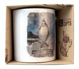 Bohemia Gifts & Cosmetics Keramický hrnek s obrázkem Pro rybáře 350 ml