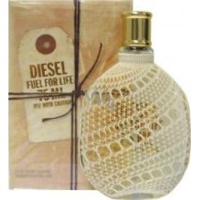 Diesel Fuel for Life toaletná voda pre ženy 75 ml