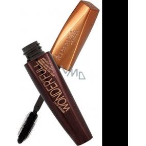 Rimmel London Wonderfull With Argan Oil řasenka 003 Extreme Black 11 ml