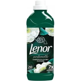 Lenor Parfumelle Emerald & Ivory Flower aviváž 20 dávek 600 ml