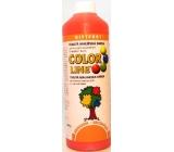 Kittfort Color Line tekutá maliarska farba Broskyňa 500 g