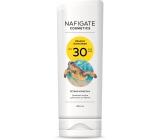 Nafigate opal.emulze Organic Sunscreen SPF30 200ml 0561