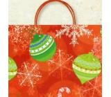 Nekupto Darčeková Kraftová taška veľká 32,5 x 26 x 13 cm Vianočná 383 SKP