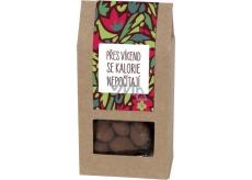 Albi Mandle v čokoláde so škoricou Cez víkend sa kalórie nepočítajú 80 g