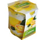 Admit Verona Lemon - Citrón vonná sviečka v skle 90 g