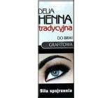 Delia Henna farba na obočie Grafitová 2 g