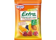 Dr. Oetker Extra želírovací cukr na přípravu ovocných džemů a marmelád 2:1 500 g