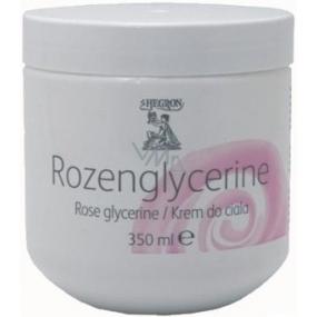Hegron Rosen Glycerine glycerínový krém ruže 350 ml