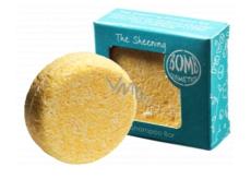 Bomb Cosmetics Zářivý lesk - The Sheening Tuhý šampon na vlasy 50 g