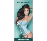 Bohemia Gifts & Cosmetics Gifts & Cosmetics Máš mě v hrsti Mléčná čokoláda dárková 100 g