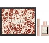 Gucci Bloom parfémovaná voda pro ženy 50 ml + parfémovaná voda 7,4 ml, dárková sada