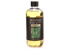 Millefiori Milano Natural Lemon Grass - Citrónová tráva Náplň difuzéra pre vonná steblá 500 ml