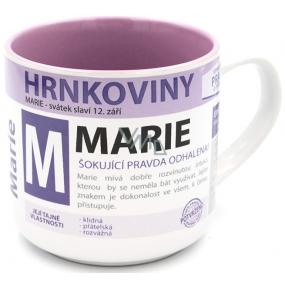 Nekupto Hrnkoviny Hrnek se jménem Marie 0,4 litru
