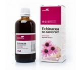 Aromatica Echinaceové bylinné kvapky so zázvorom na obranyschopnosť, imunitu, protizápalovo, dýchacie cesty 100 ml