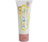 Jack N Jill BIO Malina prírodné zubná pasta pre deti 50 g