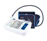 Veroval Compact plne automatický tlakomer, meria krvný tlak a tepovú frekvenciu, upozorní aj na poruchy srdcového rytmu, ukladá výsledky pre dvoch užívateľov, darčekové balenie BPU22