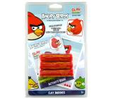 EP Line Angry Birds plastelína vek 3+