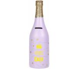 Albi Pokladnička fľaša Na horšie časy 30 cm x 15 cm