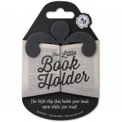 If Little Book Holder Držiak na knihu Šedý 75 x 2,5 x 75 mm