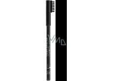 Miss Sporty Eyebrow Pencil tužka na obočí 001 černá 1,8 g