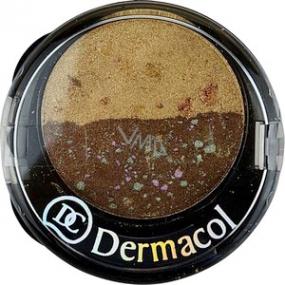 Dermacol Duo Mineral Moon Effect Eye Shadow očné tiene 06 3 g