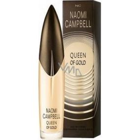 Naomi Campbell Queen of Gold toaletná voda pre ženy 30 ml